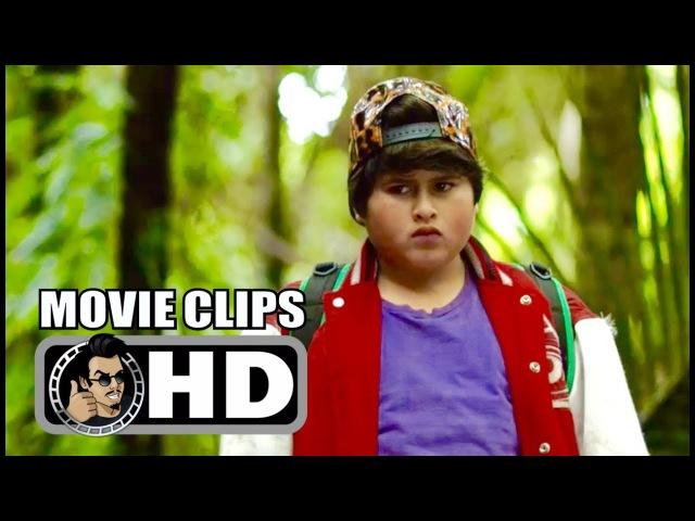 HUNT FOR THE WILDERPEOPLE - 4 Movie Clips Trailer (2016) Taika Waititi, Sam Neill Comedy Movie HD