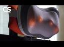 Массажная подушка CS Medica VibraPulsar CS cr5 выбор тех у кого болит спина