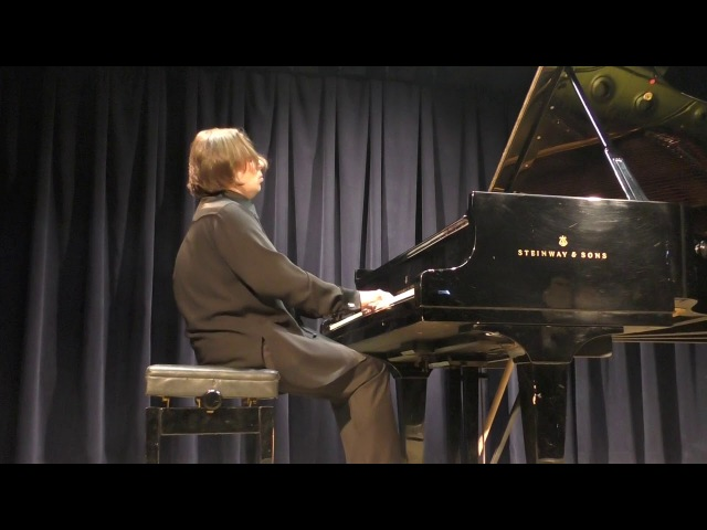 Л.В. Бетховен. Соната № 8 до минор («Патетическая»), op. 13, исп. Яков КАЦНЕЛЬСОН (фортепиано )