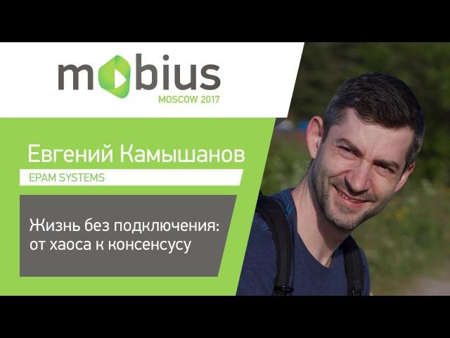 Евгений Камышанов — Жизнь без подключения: от хаоса к консенсусу