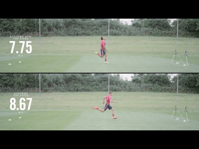 Nike Academy: Pre-season Training - Speed