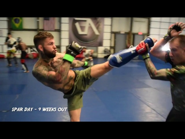 Fight Life Cody Garbrandt: UFC 213