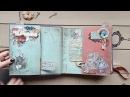 Интерактивный альбом с поп-ап элементами по мотивам сказки Алиса в стране чудес