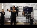 Professional Янг Су Парк рассказывает о своей продукции Русский перевод
