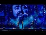 Fiorella Mannoia &amp Andrea Griminelli - Caruso @ Pavarotti 10th Anniversary,6 set 2017