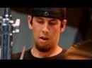 Rob Bourdon drumming