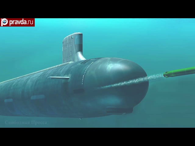 Status-6 Russias new unmanned nuclear submarine