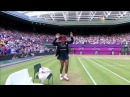 Crip Walk - Serena Williams, Snoop and Dre Dance the C-Walk at London 2012 Olympics