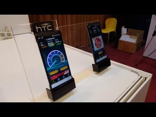 SOGI@HTC新手機展示LAA技術