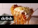 Spaghetti Lasagna   Delish