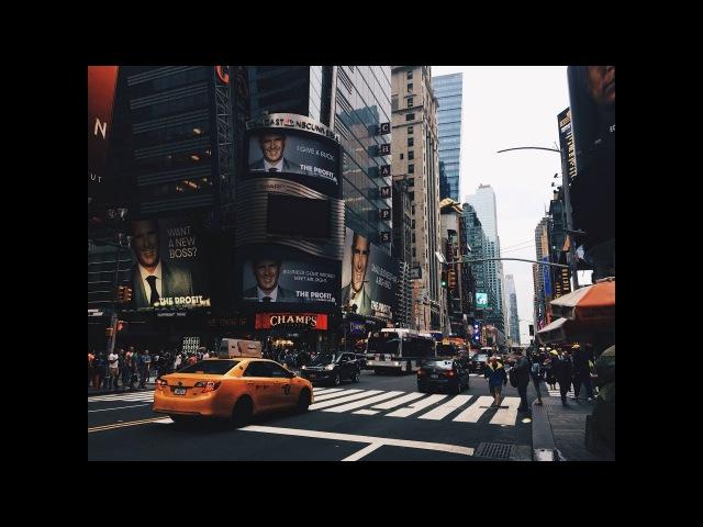 Ночной Times Square и Одноэтажная Америка | Work and travel USA