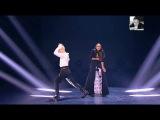 Лена Пуль & Dima Bonchinche ( лучший танец  )