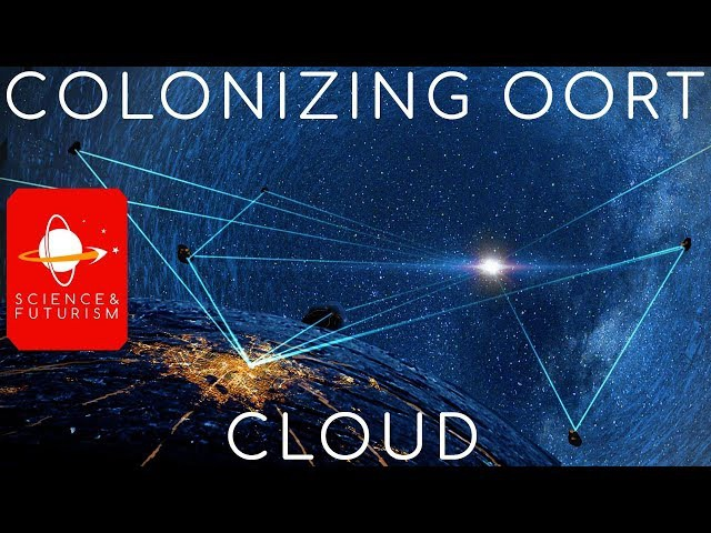 Outward Bound Colonizing the Oort Cloud