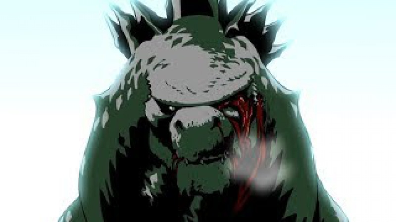 Godzilla vs. King Kong Animated (Part 2/3)