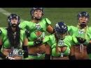 Самый зрелищный спорт! Женский американский футбол!