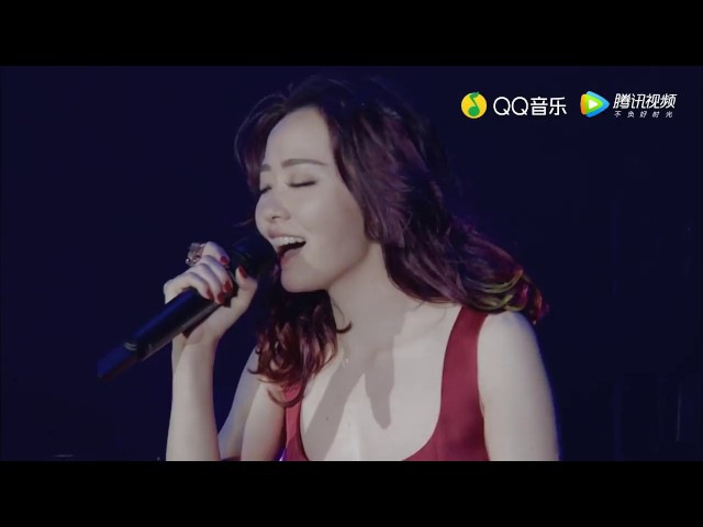 張靚穎Jane Zhang Loving You 2015 Bang the World巡迴演唱會 北京站 Beijing 新專輯《領銜主演》已上市
