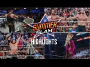 SummerSlam 2017 Highlights | Wrestling Awesome