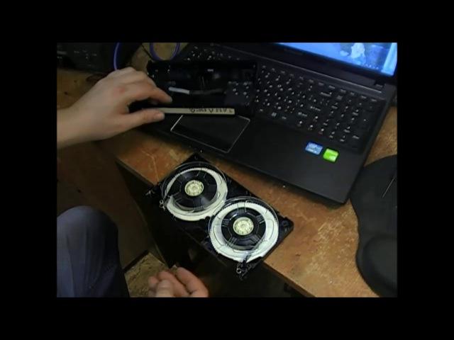 Ремонтируем видеокассету VHS своими руками чтоб отцифровывать