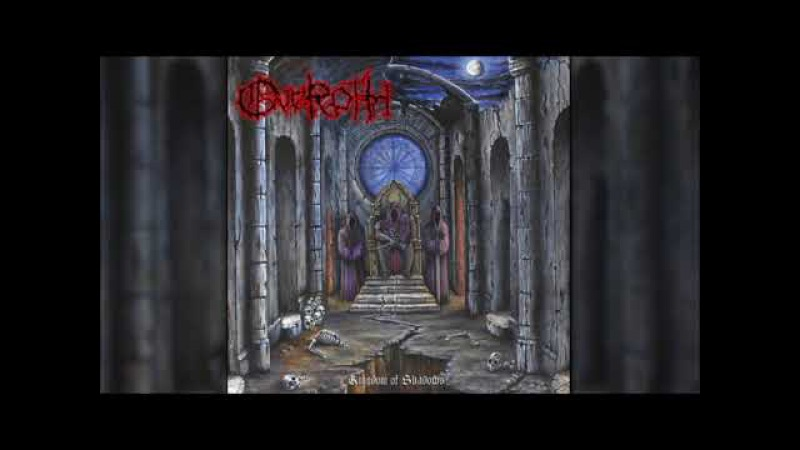 OVEROTH Kingdom of Shadows Full length Album Old School Death Metal