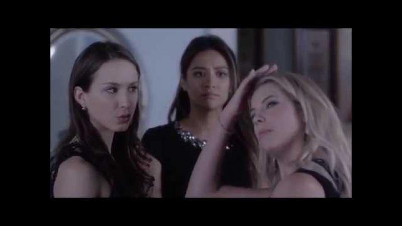 Pretty Little Liars Season 5 Bloopers