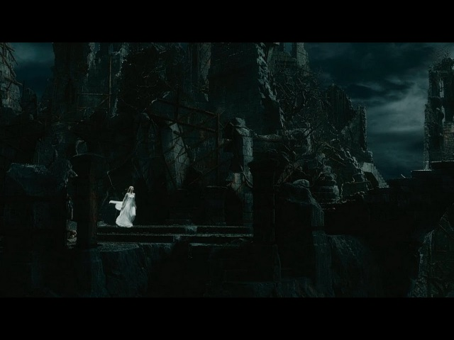 Элронд Саруман vs Назгулы, Галадриэль vs Саурон
