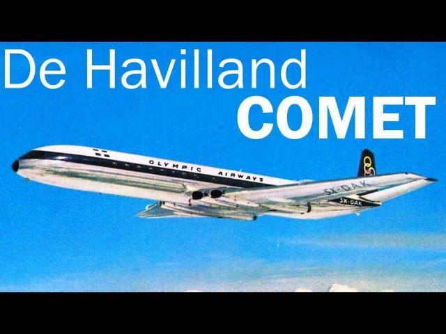 De Havilland Comet - цена революции. История первого реактивного авиалайнера