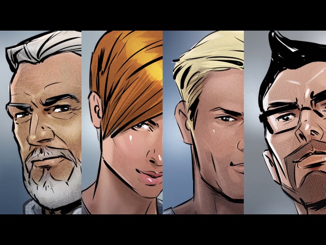 Рождение новых героев!