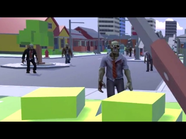 UNDEAD DEVELOPMENT VR - Early Access Trailer【HTC Vive】Masterstrike