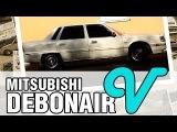 JDM Mitsubishi DEBONAIR V, 1988, 6G71, 150 hp - краткий обзор