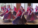 Padmavati Ghoomar Song Indian Dance Group Mayuri Russia Petrozavodsk