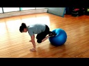 14 Stability Ball Cardio Exercises