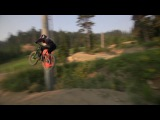 Remy Metailler Speeds Up The Whistler Mountain Bike Park