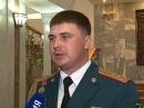 В Курске в ряды юнармейцев вступили 14 школьников