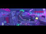 Cyberpunk - low life, high tech