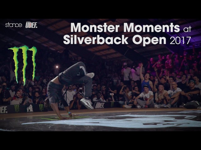 Monster Moments at Silverback Open 2017 ► .stance ◄ Pro Breaking Tour
