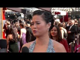 Watch Kelly Marie Tran on the Oscars Red Carpet with Oscars 2018 All Access