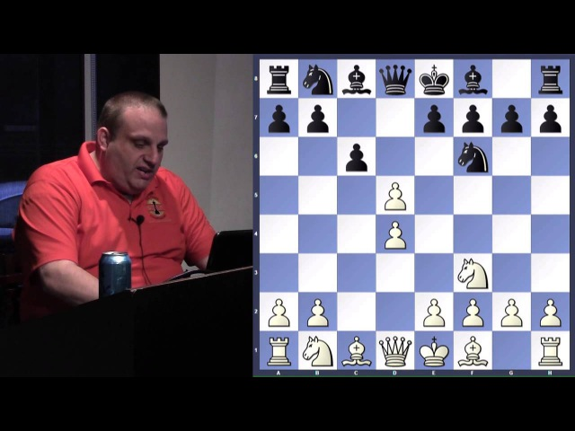 The Legend: Max Euwe - GM Ben Finegold