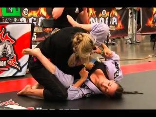TOP 5 GI MATCHES! Girls Grappling Gi Brazilian Jiu-Jitsu • Women Wrestling BJJ MMA Female Bout