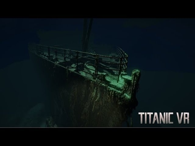 Titanic VR (Early Access) Titanic Honor and Glory (Demo 3) Updated Tour