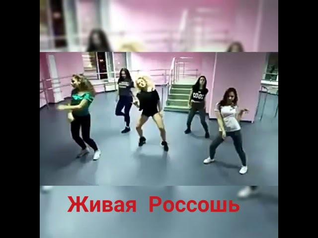 Группа поддержки Pretty girls ХК Россошь