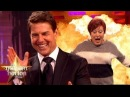 Tom Cruise Teaches Audience Members How to Do Stunts The Graham Norton Show topnotchenglish