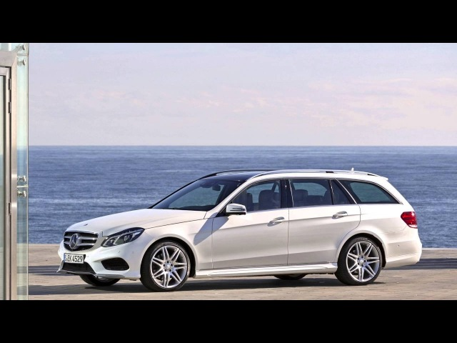 Mercedes Benz E 300 BlueTec Hybrid AMG Sports Package Estate S212 2013–