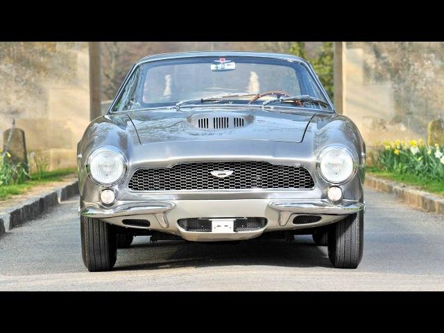 Aston Martin DB4 GT Bertone Jet №0201L '1961