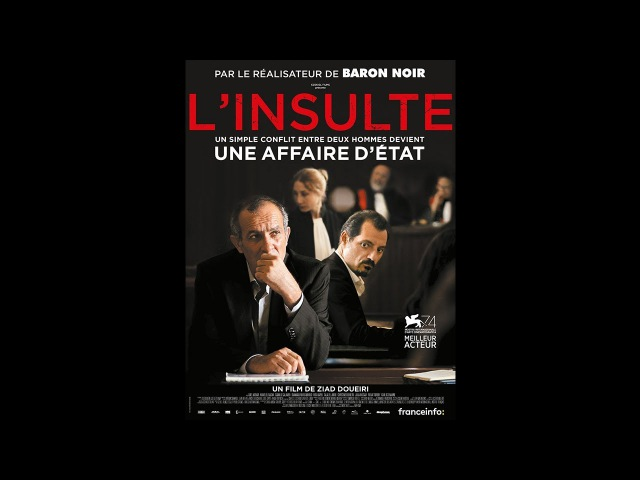 LINSULTE (VO-ST-FRENCH) -2017 - Streaming XviD AC3