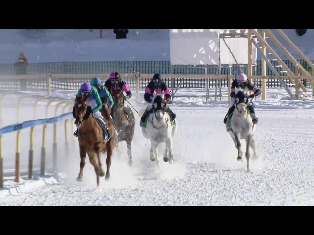 St. Moritz/04.02.2018/H.H. Sheikh Zayed Bin Sultan Al Nahyan Listed Cup