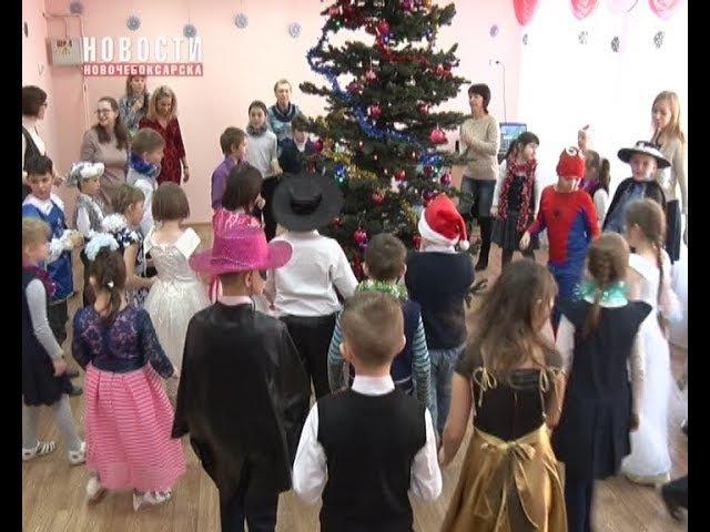В Новочебоксарской школе для обучающихся с ограниченными возможностями здоровья состоялась праздничная елка