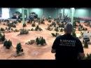 Remote Control Tank Battle Starts