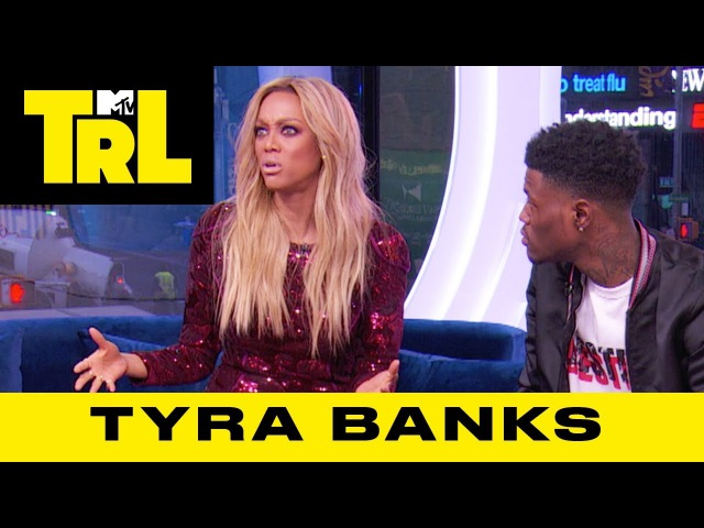 Tyra Banks Opens Up About Sexual Harrassment in the Fashion Industry | TRL Weekdays at 4pm
