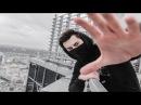 Пробрались на Москва-Сити. ДИКИЙ ТУМАН НА КРЫШЕ. Охранник провел на крышу Гулливера. ПОБЕГ ОТ ОХРАНЫ