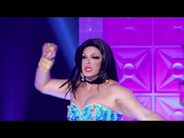 Peppermin vs. Alexis Michelle - Macho Man by The Village People
